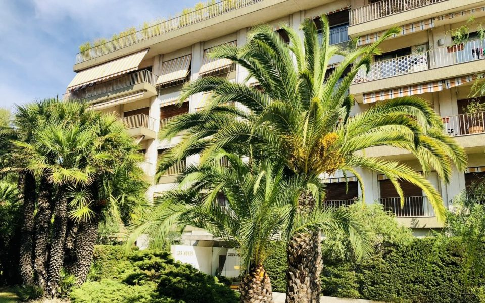 Nice Bas Cimiez – Appartement 3 pièces 80m2 avec terrasse : photo 3