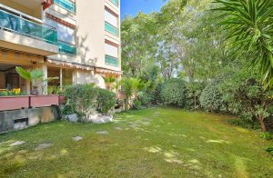Nizza Cimiez – 3 Camere con terrazza e giardino di 113m2